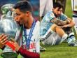 """Ronaldo & Messi ở ĐTQG: Người hùng và """"đứa con ghẻ"""""""