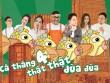 """Công thức tạo hit """"Cá tháng Tư, thật thật đùa đùa"""" của Phan Mạnh Quỳnh"""