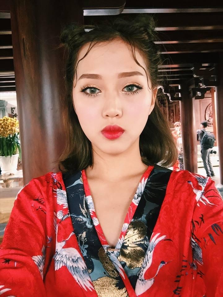 """Nức lòng nhan sắc """"sinh đôi"""" của kiều nữ Việt-Hàn - 4"""