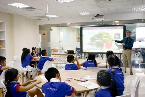 Trải nghiệm giáo dục chuẩn mỹ trong buổi học tiếng anh theo mô hình English+²¹ - 4