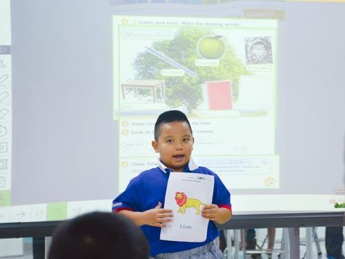 Trải nghiệm giáo dục chuẩn mỹ trong buổi học tiếng anh theo mô hình English+²¹ - 5
