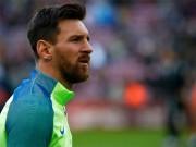 Barca và truyền thống  vắt chanh bỏ vỏ : Messi cũng đem bán