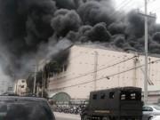 Tin tức trong ngày - Đã tìm ra nguyên nhân cháy công ty may ở Cần Thơ