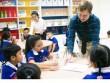 Trải nghiệm giáo dục chuẩn mỹ trong buổi học tiếng anh theo mô hình English +²¹