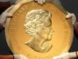 Đức: Đồng xu vàng khổng lồ giá 100 tỉ biến mất bí ẩn