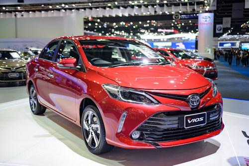 Toyota Vios 2017 giá 390 triệu đồng sắp về Việt Nam - 1