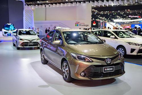 Toyota Vios 2017 giá 390 triệu đồng sắp về Việt Nam - 2
