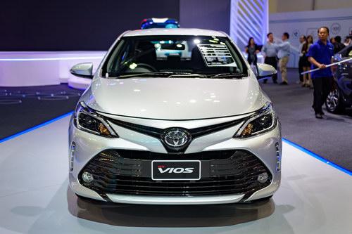 Toyota Vios 2017 giá 390 triệu đồng sắp về Việt Nam - 6