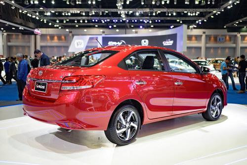 Toyota Vios 2017 giá 390 triệu đồng sắp về Việt Nam - 7