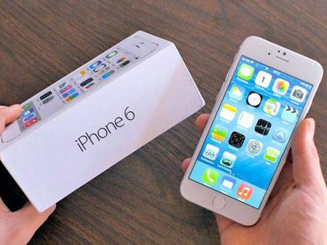 iPhone 6 bản 32GB đã về Việt Nam, giá 10 triệu đồng