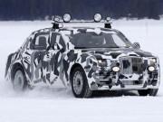 Lộ diện siêu xe limousine của Tổng thống Nga Putin