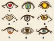 """Trắc nghiệm về đôi mắt sẽ """"tố cáo"""" suy nghĩ của bạn"""