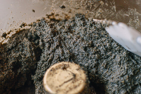 Tự làm bánh trôi nước nhân mè đen dẻo thơm cực đơn giản - 3