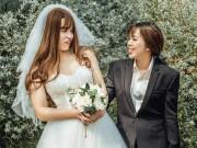 Bạn trẻ - Cuộc sống - Không nhận ra đâu là cô dâu – chú rể trong bộ ảnh cưới này
