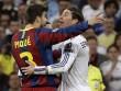 """""""Mưu hèn kế bẩn"""" Real-Barca: """"Vỡ mặt"""" vì đòn dằn mặt"""