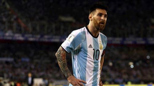 """Messi - Argentina: """"Hôn nhân"""" cưỡng ép khoác danh nghĩa vụ - 1"""