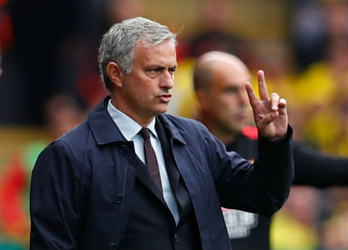 NHA trước vòng 30: MU – Mourinho khoan thai, Wenger lo lắng - 1