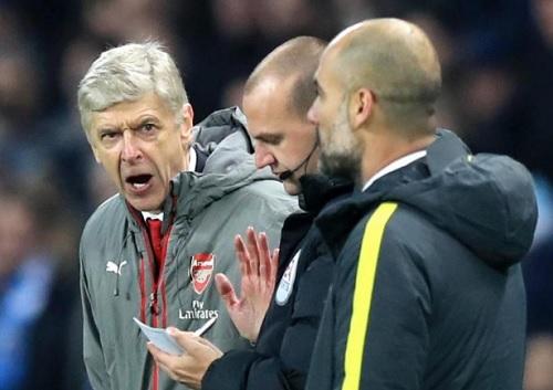 Man City đại chiến Arsenal: Lửa cháy dưới chân Guardiola - 1