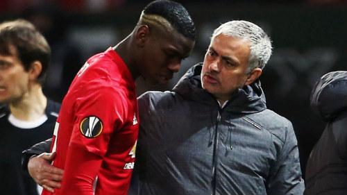 """MU: Mourinho nhắc Pogba bớt """"làm màu"""", 89 triệu bảng cho xứng - 1"""