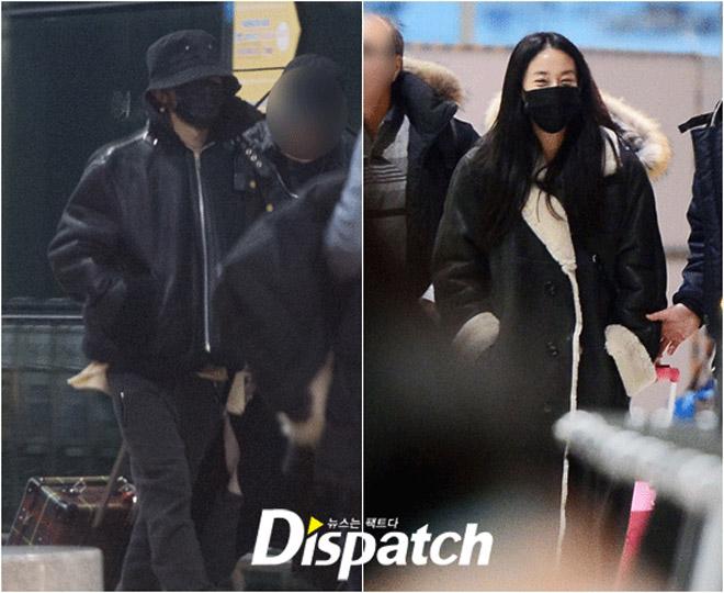 Bị rã ảnh qua đêm cùng chân trường gia tộcc, G-Dragon hết chối chuyện yêu - 2