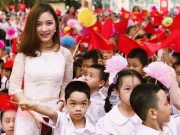 Những giáo viên xinh đẹp hứa hẹn  tỏa sáng  trong năm 2018