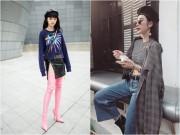 Ngày lạnh, các hot girl Việt mặc đẹp không thua gì sao quốc tế