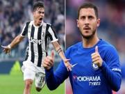 Bom tấn  mùa đông: Real bạo chi 225 triệu bảng mua Dybala, Hazard