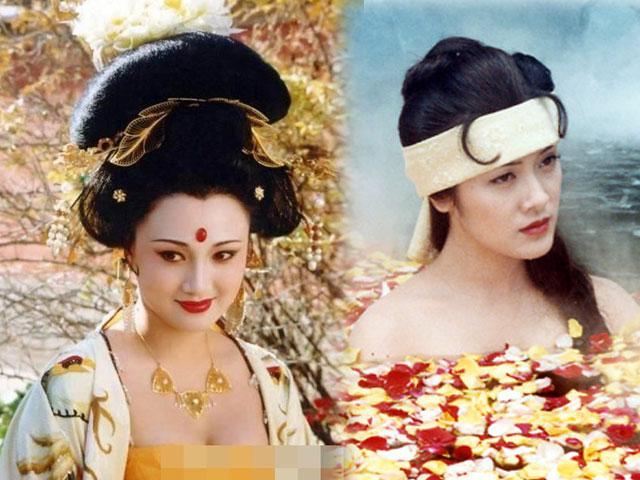 Bí thuật tăng cỡ vòng 1 của Dương Quý Phi để mê hoặc vua chúa
