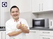 Tuyệt chiêu thực hiện món  cực khó  của chuyên gia ẩm thực Võ Quốc