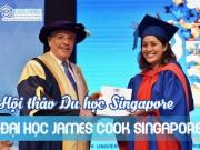 Hội thảo  Du học Singapore và chuyển tiếp Úc không mất thêm học phí