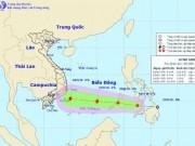 Tối nay, áp thấp nhiệt đới vào Biển Đông, khả năng mạnh lên thành bão