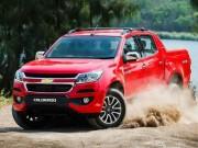 Nhiều xe Chevrolet giảm giá ngay đầu năm 2018