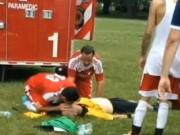 """Cầu thủ đấm chết trọng tài: Từ """"ám sát"""" như phim đến vụ kiện 51 triệu đô"""