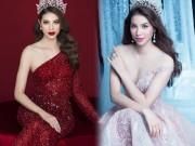Phạm Hương đẹp tựa nữ thần khi hết nhiệm kỳ Hoa hậu Hoàn vũ VN