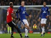Everton - MU: Bùng nổ 2 siêu phẩm, dứt cơn khủng hoảng