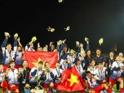 Dấu ấn bóng đá Việt Nam 2017