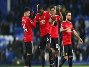 Góc chiến thuật Everton - MU: Đời  thôi đẩy  khi Mourinho thay đổi