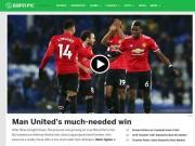MU hạ Everton: Báo chí Anh mừng như  bắt được vàng , khen Mourinho hết lời