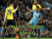 """Man City – Watford: Mất 2 """"họng súng"""", Pep lâm nguy"""