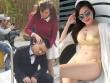 Nam diễn viên được hot girl Mai Thỏ chăm sóc khi ngất xỉu trên trường quay