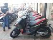 Xe tay ga Aprilia SR 150 màu mới, giá 24,5 triệu đồng