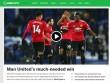 """MU hạ Everton: Báo chí Anh mừng như """"bắt được vàng"""", khen Mourinho hết lời"""