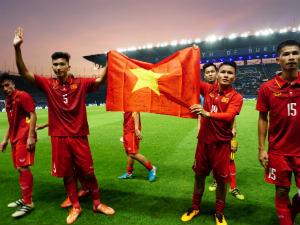 U23 Việt Nam dự VCK U23 châu Á