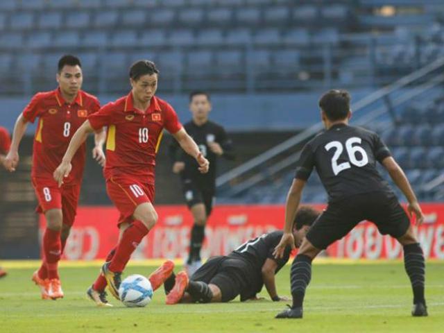 Bảng xếp hạng bóng đá vòng chung kết U23 châu Á 2018