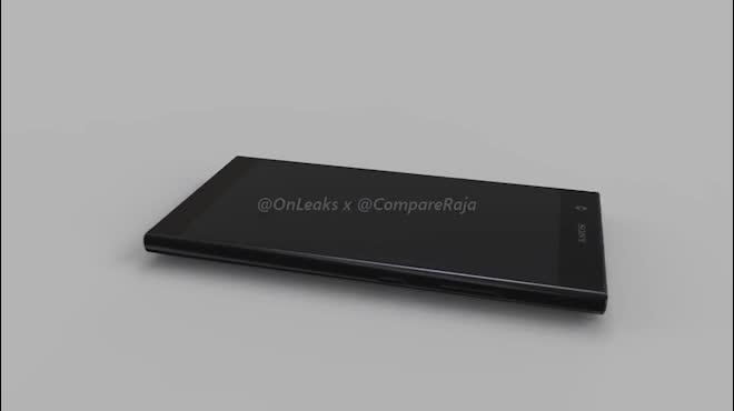 Dế giá rẻ Sony Xperia L2 lộ diện rõ nét