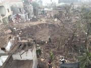 Tin tức trong ngày - NÓNG: Nổ lớn ở Bắc Ninh, đầu đạn bay khắp nơi, nhiều người thương vong