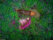 Cảnh đẹp Việt Nam thắng giải thi ảnh quốc tế