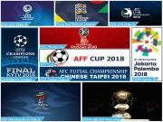 Bóng đá 2018 rực lửa: 10 sự kiện vàng không thể bỏ lỡ