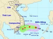 Kịch bản xấu nhất, bão số 1 có thể đổ bộ TP.HCM