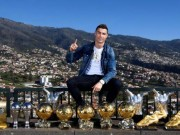Ronaldo 33 tuổi năm 2018: 7 thử thách chờ  gừng già  và áp lực Messi